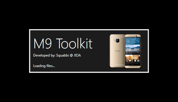 HTC One M9 Toolkit