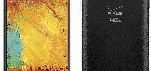 Verizon Galaxy Note 3