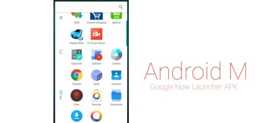 Android M Google Now Launcher APK