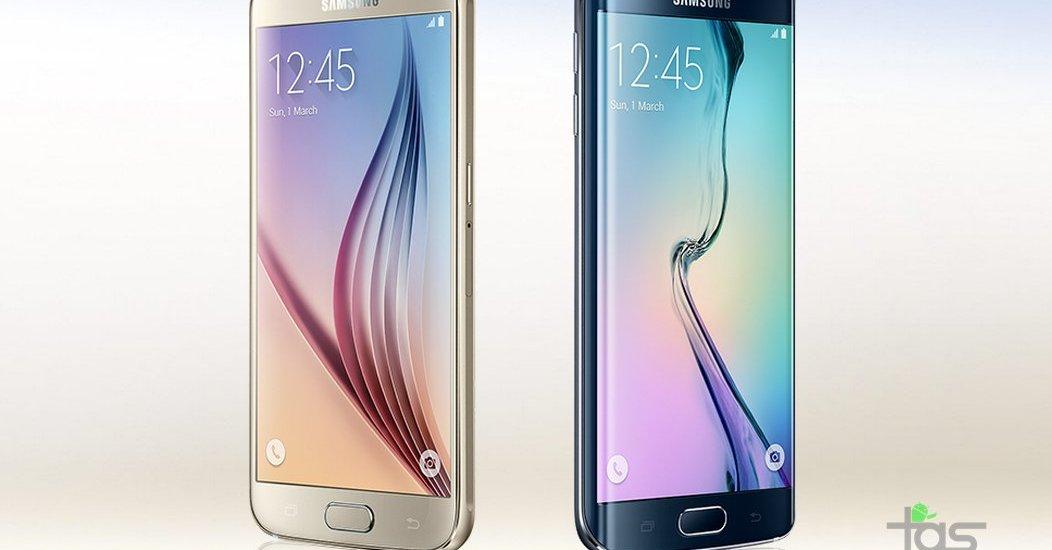 Galaxy S6 Custom ROM on S6 Edge