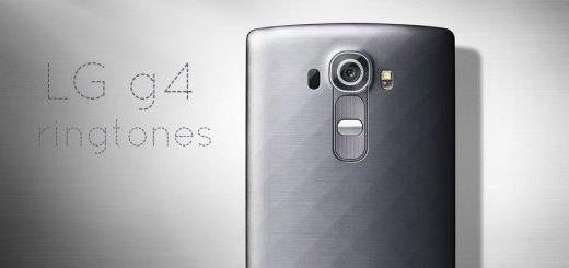 LG G4 Ringtones
