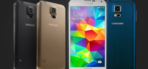 Samsung Galaxy S5 Plus Philz Touch Recovery