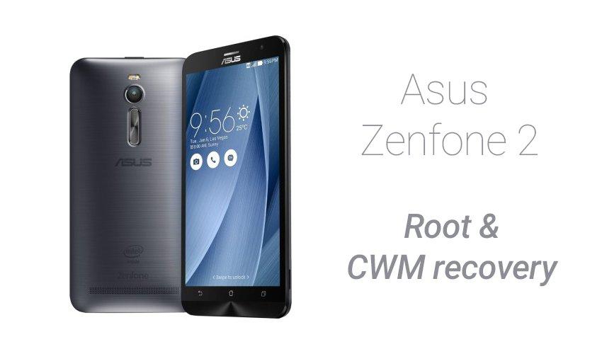 root zenfone 2