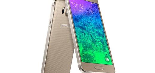 Samsung Galaxy Alpha - SM-G850M