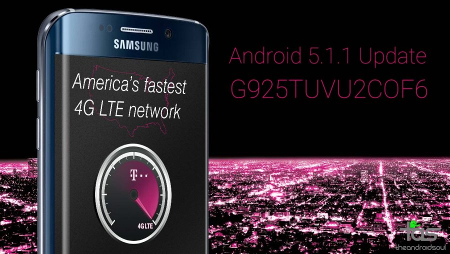 T-Mobile Android 5.1.1 update