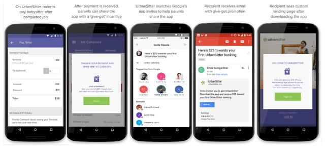 app invites launch