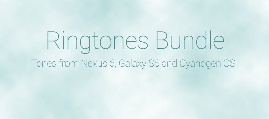 ringtones bundle