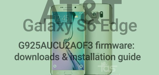 AT&T Galaxy S6 Edge OF3 Odin TAR