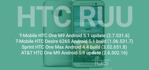 HTC RUU