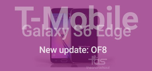T-Mobile S6 Edge OF8