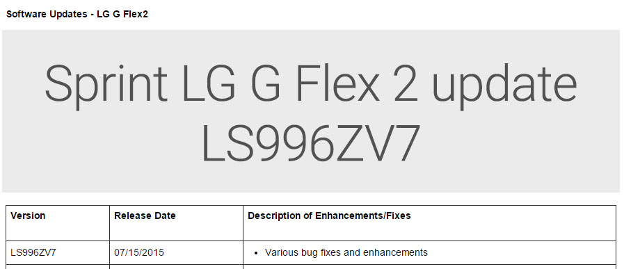 g flex 2 update