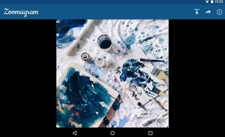 zoom instagram images