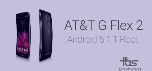 AT&T G Flex 2 Root