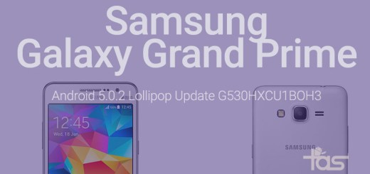 galaxy grand prime lollipop update