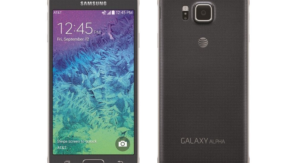 AT&T Galaxy Alpha odin Tar firmware OC6