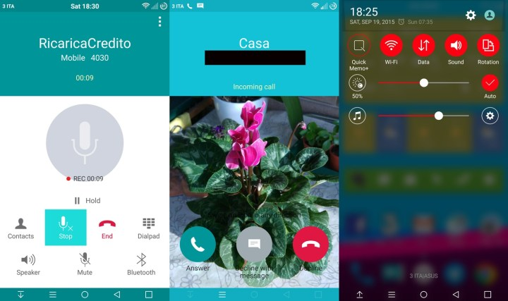 LG G4 Call recording