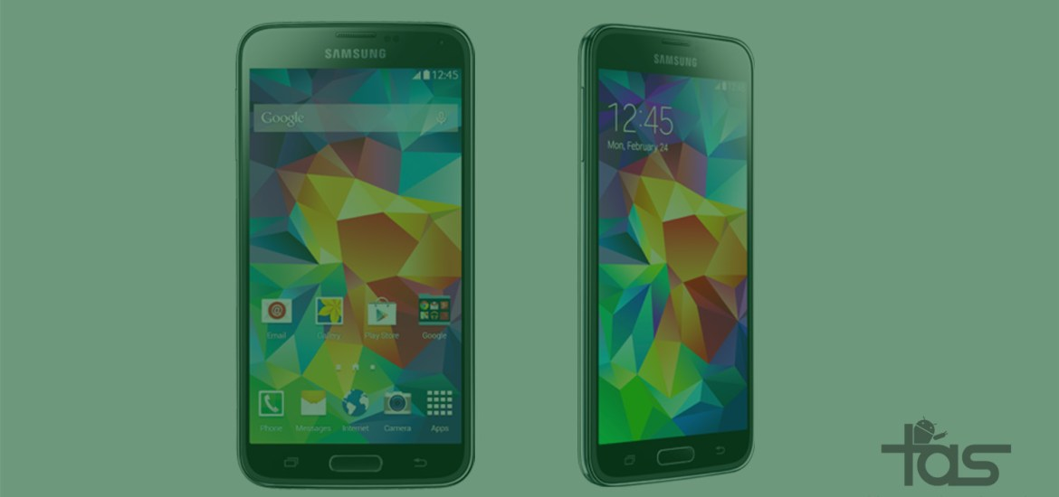 Canada Galaxy S5 Android 5.1.1