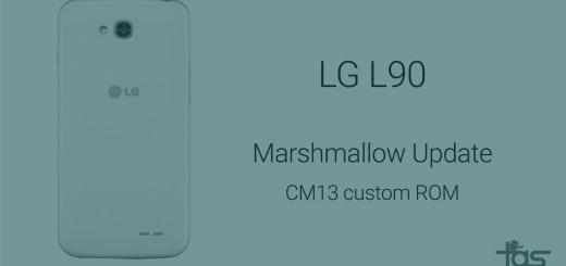 LG L90 Marshmallow
