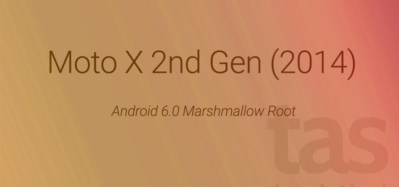 Marshmallow root Moto X2