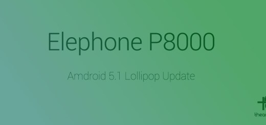 elephone p8000 adroid 5.1 download