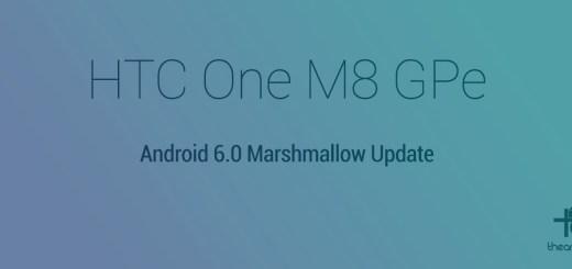 htc one m8 Marshmallow ota download