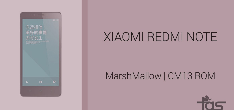 XiaomiRedmiNotecm13