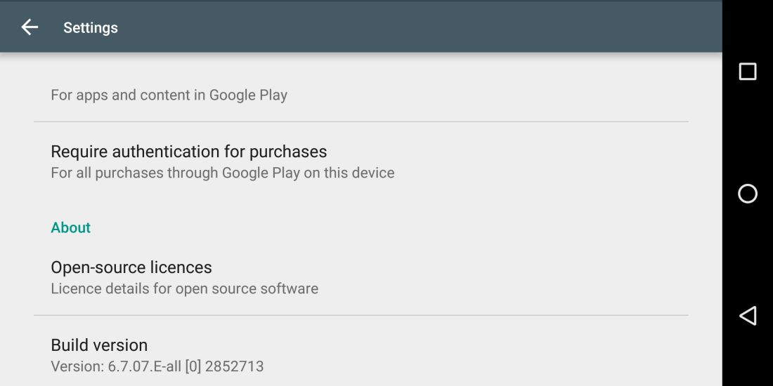 play store apk 6.7.07