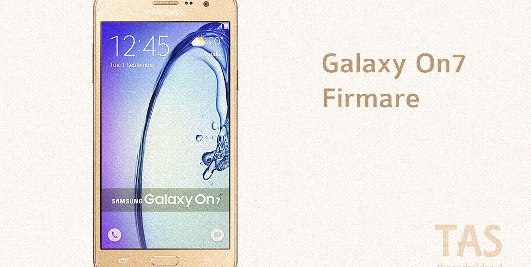 galaxy on7 firmware