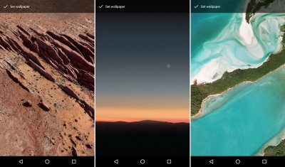 [APK Download] Get Pixel Live Wallpapers running on your Marshmallow and Nougat devices