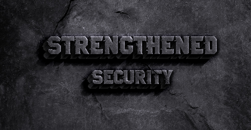 strengthened-security