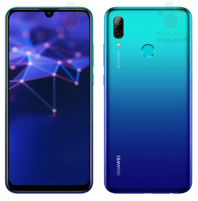 Check official pics of Huawei P Smart 2019 Leak