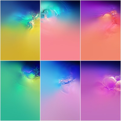 Download Galaxy S10 stock wallpapers