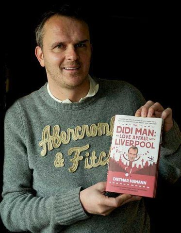 Dietmar Hamann and his new book