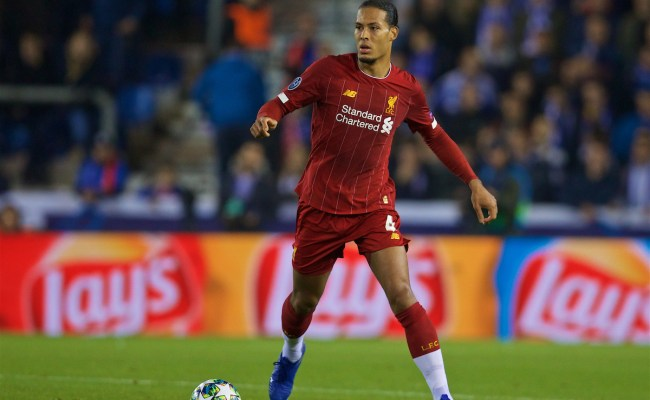Krc Genk 1 Liverpool 4 The Match Review The Anfield Wrap