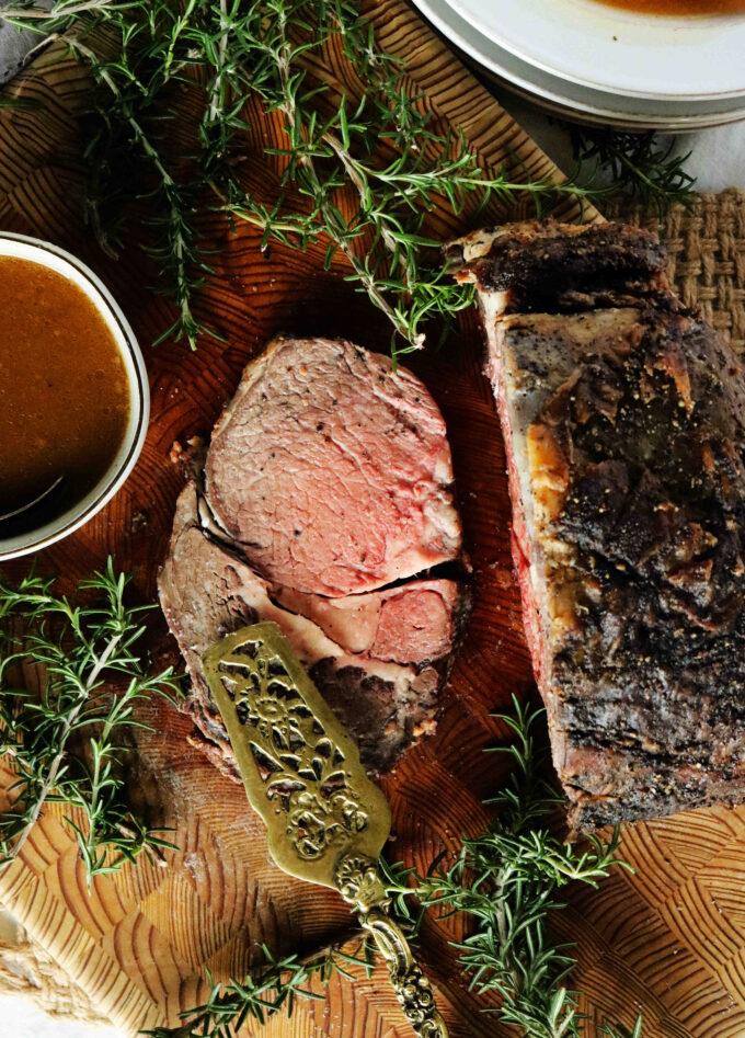 Boneless Prime Rib Recipe - The Anthony Kitchen