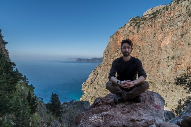 Being Zen at Butterfly Valley, Turkey