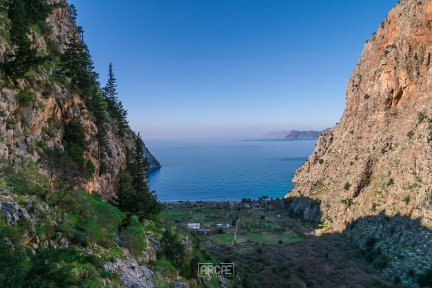 The Butterfly Valley is a hippie paradise in Turkey