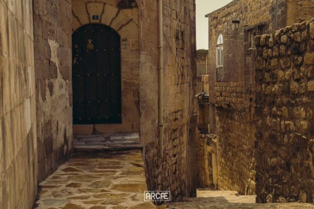 Inside Mardin's Maze