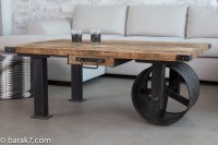 New industrial-style furniture range from BARAK7 - The ...