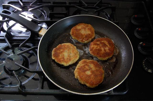 Chicken Burgers 7
