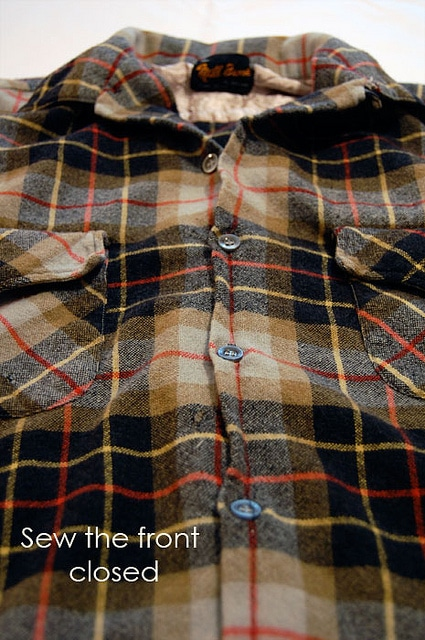 Lumberjack Sack 2