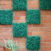 grass-squares-on-wall