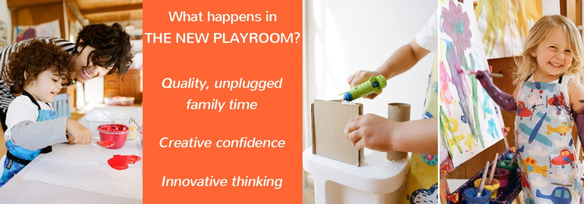 What happens in The New Playroom?