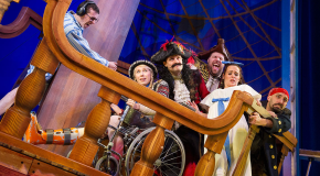 Competition: Win tickets to 'Peter Pan Goes Wrong'!