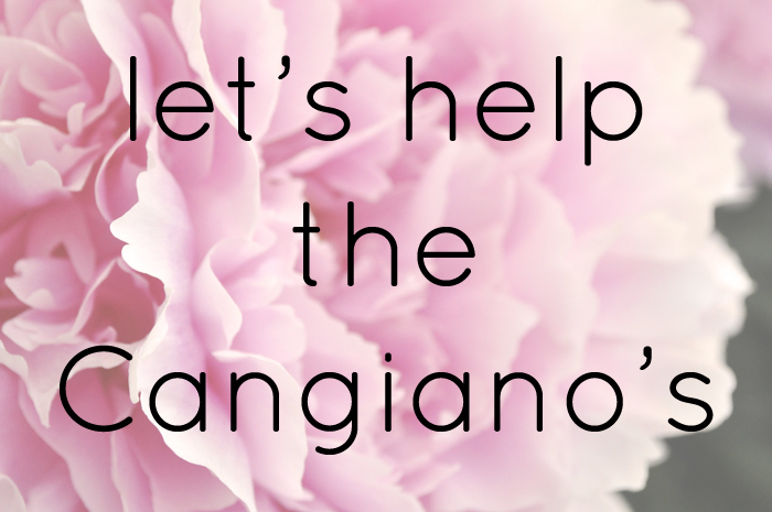 help the cangiano's