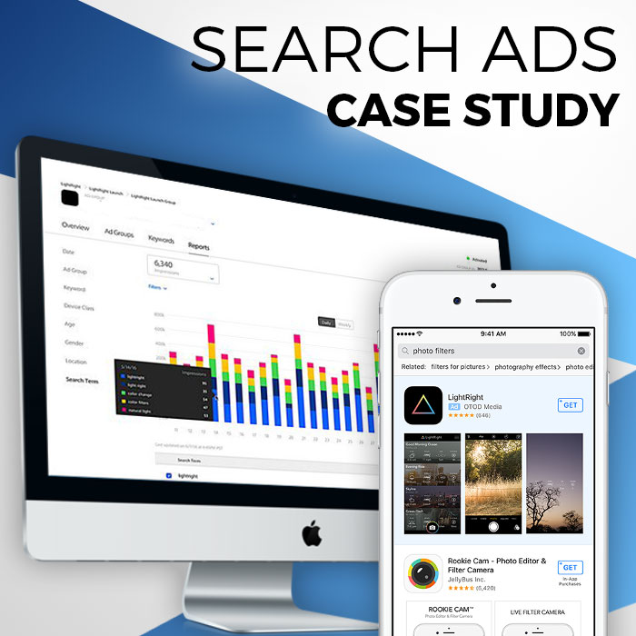 Apple Search Ads Management Case Study The ASO Project Blog