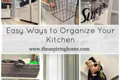 kitchenorganizationaspiringhome