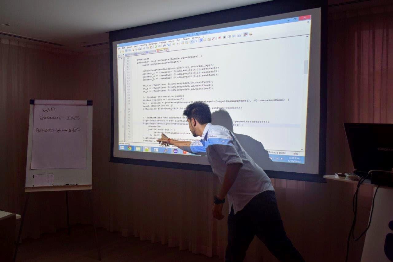 ioT Workshop – Jan 18 2015