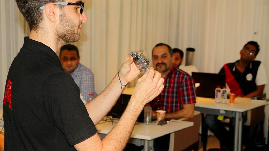 Workshop – Exploring Microcontrollers – Nov 19, 2015