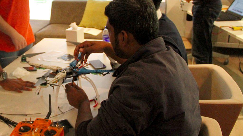 Workshop – Basics of UAVs – Nov 28, 2015